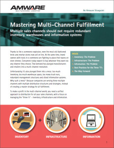 Mastering Multi-Channel Fulfillment eBook (cover)