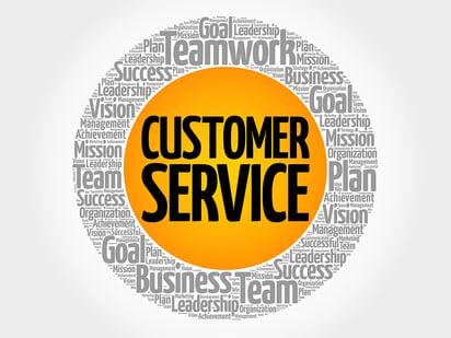 fulfillment center customer service