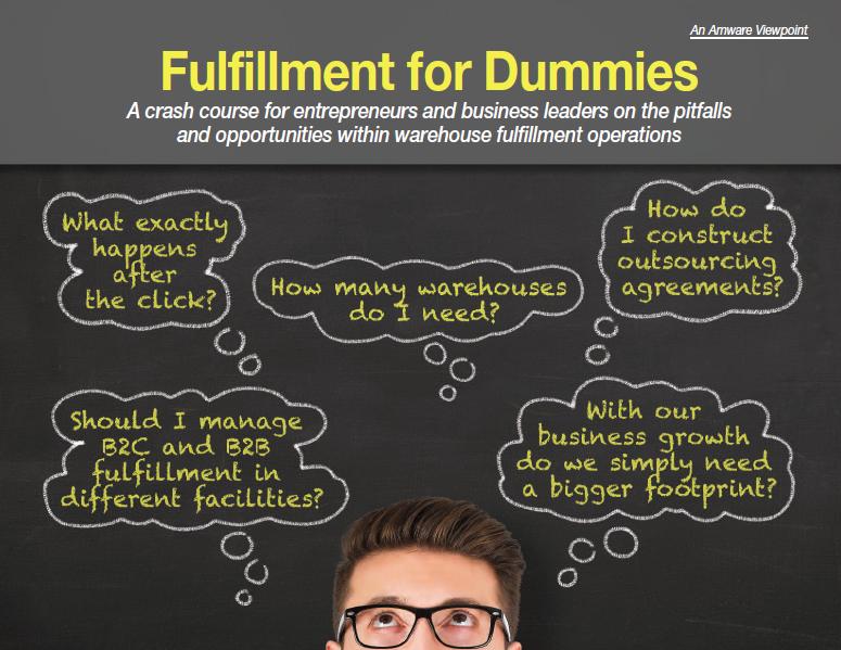 Fulfillment For Dummies