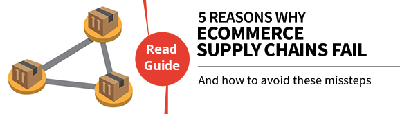What keeps so many online businesses from becoming true profit machines?   5 Reasons Why eCommerce Supply Chains Fail  Download our free white paper.