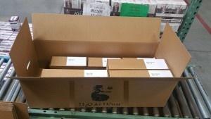 direct sales fulfillment box
