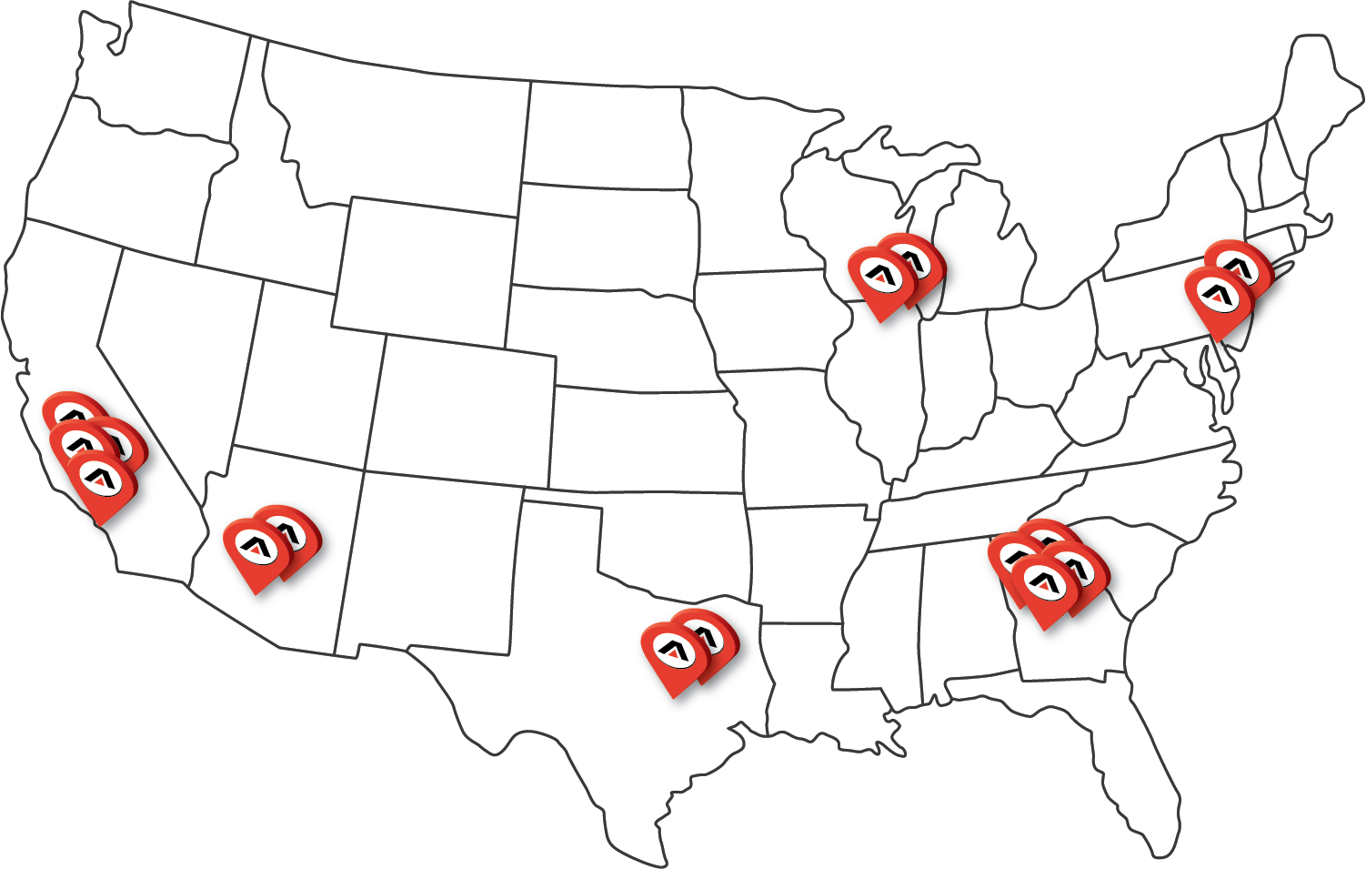 Our Distribution Network