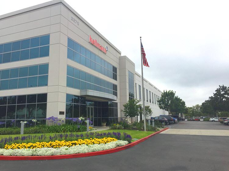 Carson CA logistics